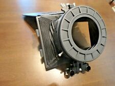 """Cavision  MB413B-3 """" Bellows Matte Box 3 Filter Stages & top French flap"""