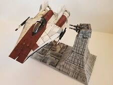 Pro built 1/72 scale Bandai  A-Wing starfighter Star Wars Pre Order