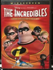 The Incredibles (Dvd, Widescreen) Original Discs.
