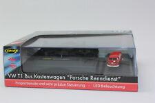 Carson 500504124 VW T1 Bus Kastenwagen Porsche  2.4G 1:87 100% RTR NEU OVP