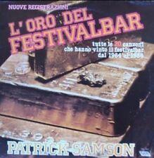 VASCO ROSSI - ED. TARGA - L'ORO DEL FESTIVALBAR - BOLLICINE - 1984