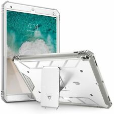 Poetic Revolution Series iPad Pro 10.5 Rugged Case With Built-In Screen 3 Color