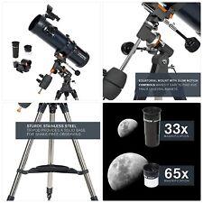 Celestron 31045 AstroMaster 130EQ Reflector Telescope