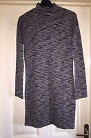 Topshop Roll Neck Dress, Soft, Size 6 - Lovely!