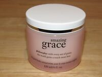 Philosophy Amazing Grace Whipped Body Creme Cream 4 Oz 1/2 of Full Size No Seal