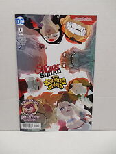 Suicide Squad Banana Splits DC Hanna-Barbera Team-Up Comic #1 Bonus Snagglepuss