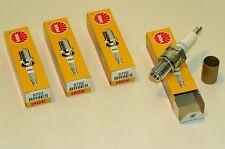 NGK Standard Spark Plug BR9ES, 5722 Set of 4 Spark Plugs NEW
