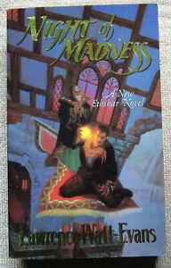 Night of Madness (Ethshar #7) by Lawrence Watt-Evans PB 1st Del Rey