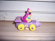 Burger King Racing Team Cartoon Network Wacky Racing The Flintstones Toy Car