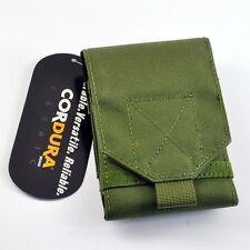 CORDURA FABRIC Military Phone Case Pouch Green