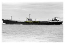 mc3015 - Texaco Oil Tanker - Texaco Newcastle - photo 6x4