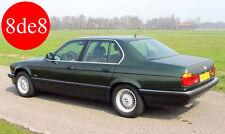 BMW Serie 7 (1988-1994) - Workshop Manual on CD