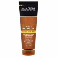 John Frieda Brilliant Brunette Visibly Brighter Conditoner 250ml