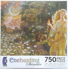 CEACO® 750pc KINUKO Y. CRAFT • IN THE FOREST OF SERRE • FANTASY • PUZZLE Jig Saw