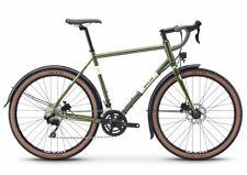 Breezer Doppler Team + 2019/20 gravel bike Rh 54 cm verde oliva metalizado crema