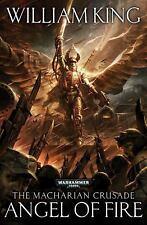 Angel of Fire The Macharian Crusade