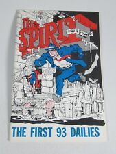 The Spirit By Will Eisner- The First 93 Dailies Volume 1- 1977 (1st Print) VF-