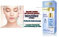 Delia 100%  Serum COLLEGEN for Face and Neckline Moisturizing 10 ml Paraben Free