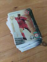 Football Cards - Shoot Out 2005/2006 - Premier League 199 Cards No Doubles