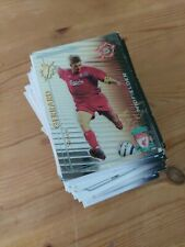 Football Cards - Shoot Out 2005/2006 - Premier League 199 Cards No Doubles