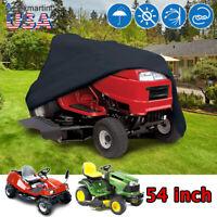 "54"" DECKS Yard Machine Riding Lawn Mower Tractor Cover UV Waterproof Protector"