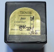 Morgan Jazz 8* Indiana Tenor Sax Mouthpiece Original 105 tip In the box