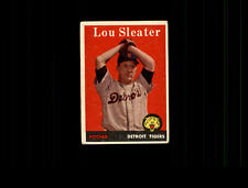 1958 Topps 46A Lou Sleater VG #D465381