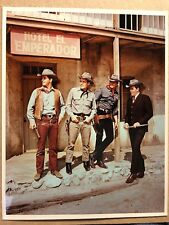 LAREDO - Neville brand/William Smith/Peter Brown 1966 NBC TV 8 x 10 Glossy Photo
