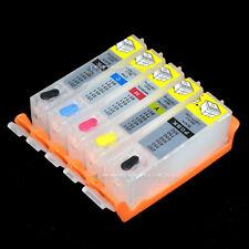 Befüllbare Quick Fill In Canon für PGI-550BK CLI-551BK Y CLI-551M CLI-551C
