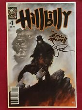 Hillbilly #1 SIGNED By Eric Powell