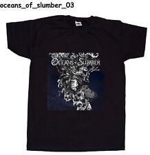 OCEANS OF SLUMBER  T-shirt Printed