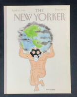 COVER ONLY ~ The New Yorker Magazine, April 23, 1990 ~ Richard Mankoff