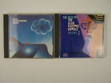 The Alan Parsons Project 2xCD Lot