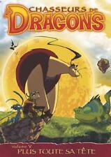 Chasseurs de dragons Vol. 5 Plus toute sa tête DVD NEUF