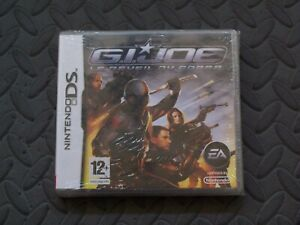 G.I. Joe: The Rise of Cobra (European Import!) - Nintendo DS New in Packaging