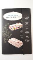 Vintage KLEENEX Sewing Projects Instructions 1950-1958 Kimberley-Clark Corp
