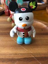 DISNEY •  Vinylmation • Series 1 MELTY SNOWMAN • CHRISTMAS • Disney Parks