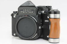 Exc+ Asahi Pentax 6X7 Ttl Medium Format Camera Body w/ Grip from Japan 0725