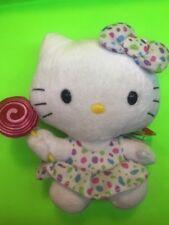 Ty Beanie Babies Original HELLO KITTY Sanrio Collection,  NICE Hello Kitty