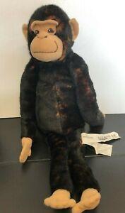 """Ikea Klappar Apa Chimp Ape Monkey Soft Plush Toy 21"""""""