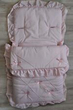 COSY TOES FOOTMUFF BABY PUSHCHAIR Polycotton Universal fitting