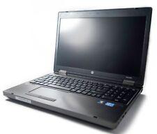 """HP ProBook 6570b Laptop Intel Core i5 3210M 2.5GHz 8GB 320GB 15.6"""" Windows 10PRO"""