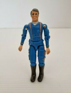 """The A-Team Soldiers Of Fortune 3 1/4"""" Face Action Figure by Hannibal 1983"""