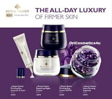 Oriflame Royal Velvet Set Capsules Day Night & Eye Creams