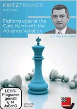 ChessBase Bologan  Fighting Against The Caro-Kann With The Advance Variation NEU