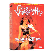 Vanessa Mae - The Red Hot Tour (Live at The Royal Albert Hall) DVD (*New)
