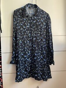 Miss Selfridge Shirt Dress Size 14