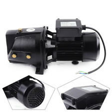 New listing Shallow Well Jet Pump + Pressure Switch, 1 Hp 17.5Gpm, Cast Iron, 110V