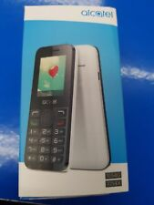 Alcatel 1054g-1054x 2g Mobile Phone Black Grey Vodafone Camera