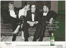 TANQUERAY London Dry Gin Print Ad # 24 8